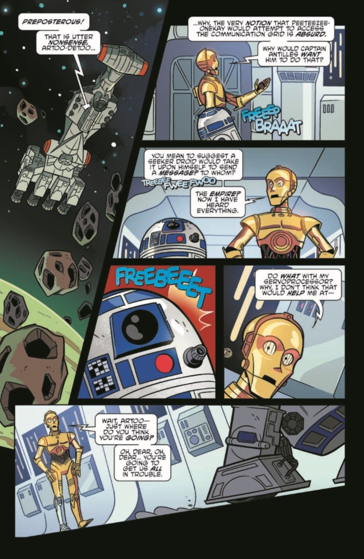 StarWarsAdv_09-pr-6 ComicList Previews: STAR WARS ADVENTURES #9