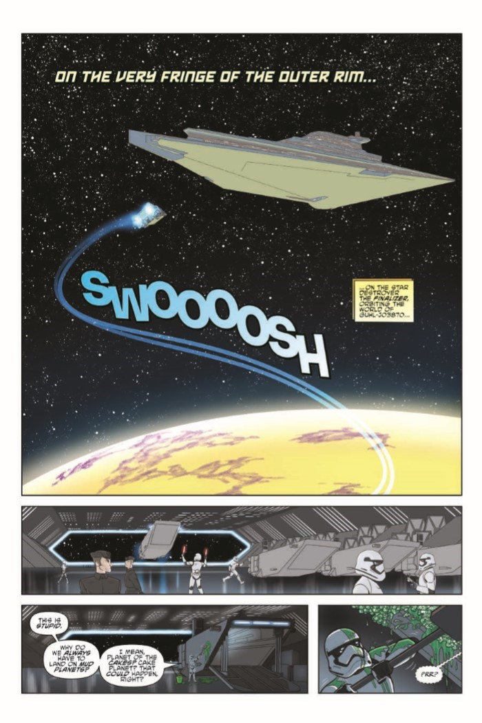 StarWarsAdv_v2-pr-3 ComicList Previews: STAR WARS ADVENTURES VOLUME 2 UNEXPECTED DETOUR TP