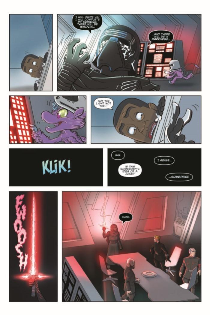 StarWarsAdv_v2-pr-7 ComicList Previews: STAR WARS ADVENTURES VOLUME 2 UNEXPECTED DETOUR TP