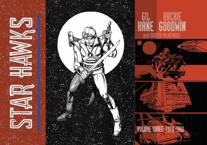Star_Hawks_Vol_03-pr-1 ComicList Previews: STAR HAWKS VOLUME 3 1979-1981 HC