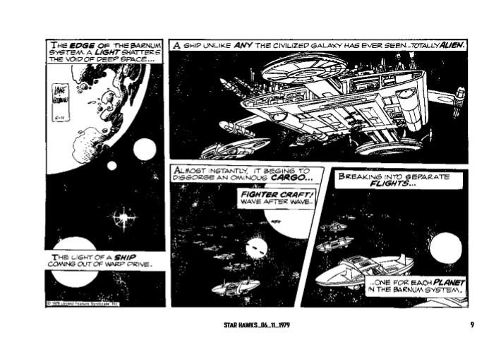 Star_Hawks_Vol_03-pr-3 ComicList Previews: STAR HAWKS VOLUME 3 1979-1981 HC
