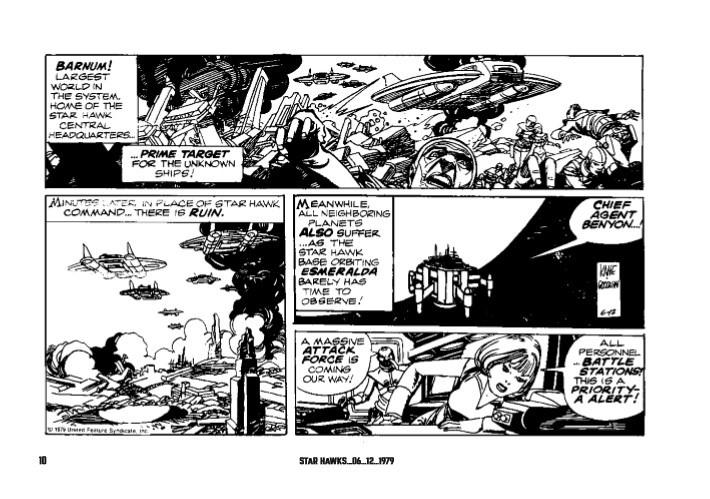 Star_Hawks_Vol_03-pr-4 ComicList Previews: STAR HAWKS VOLUME 3 1979-1981 HC