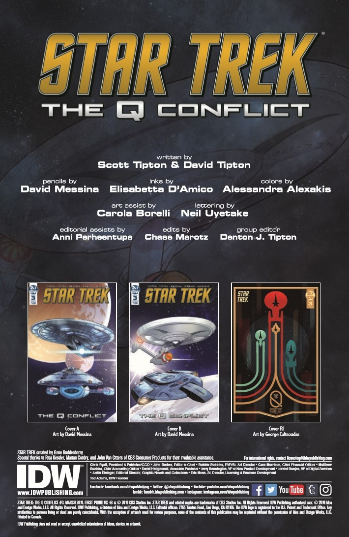 Star_Trek_Q-Conflict_03-pr-2 ComicList Previews: STAR TREK THE Q CONFLICT #3