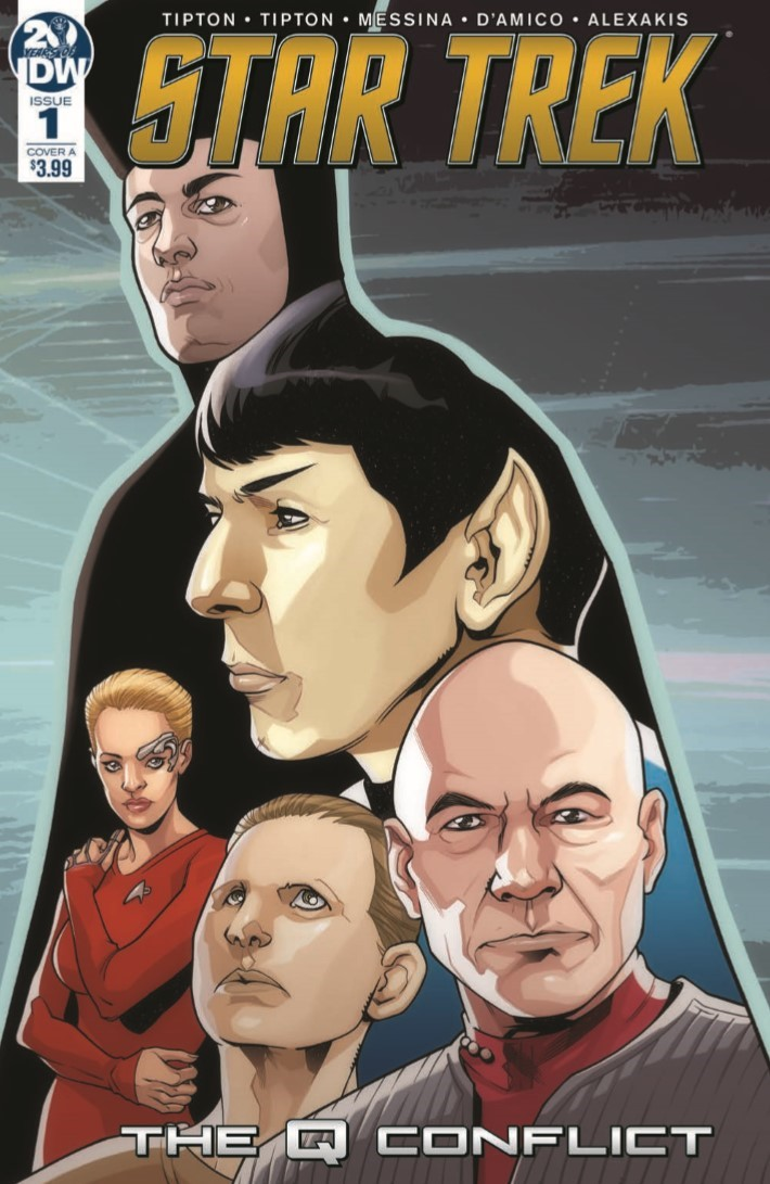 Star_Trek_Q_Conflict_01-pr-1 ComicList Previews: STAR TREK THE Q CONFLICT #1
