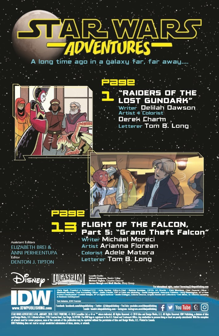Star_Wars_Adventures_18-pr-2 ComicList Previews: STAR WARS ADVENTURES #18