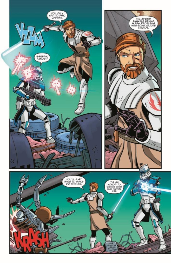Star_Wars_Adventures_19-pr-4 ComicList Previews: STAR WARS ADVENTURES #19
