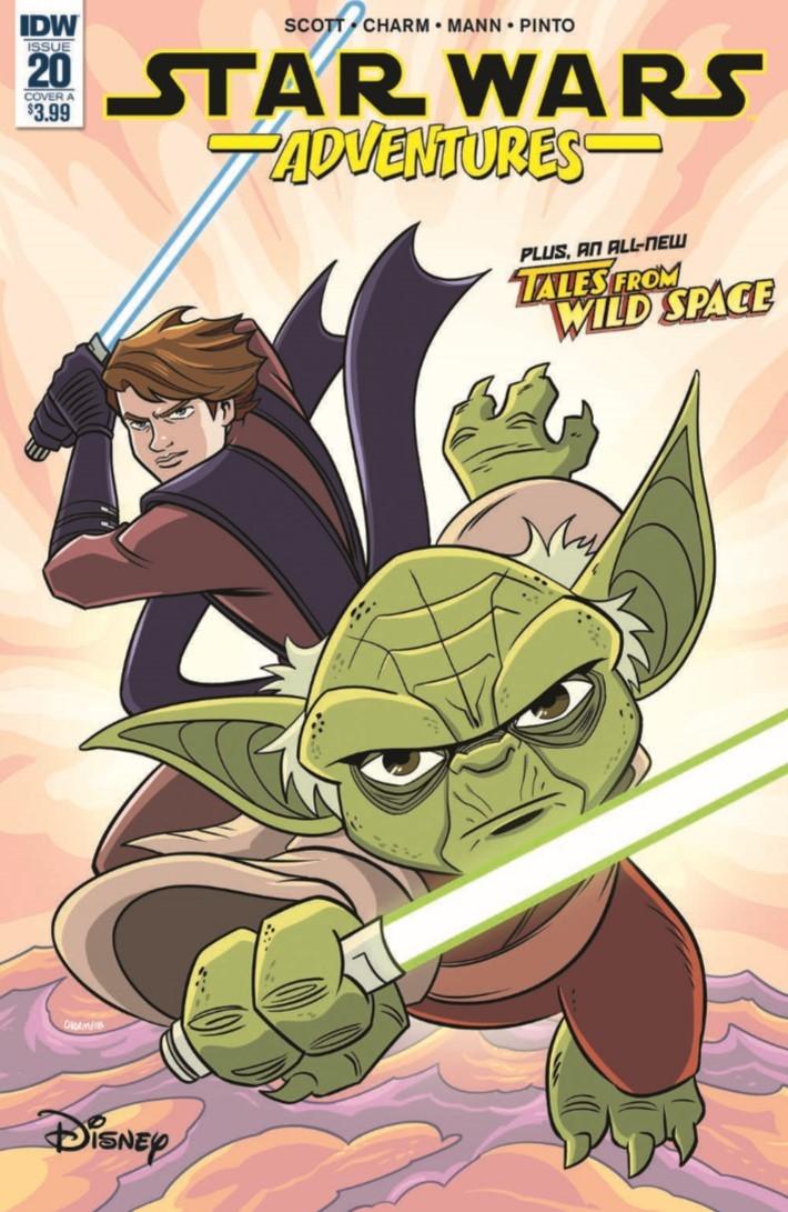 Star_Wars_Adventures_20-pr-1 ComicList Previews: STAR WARS ADVENTURES #20