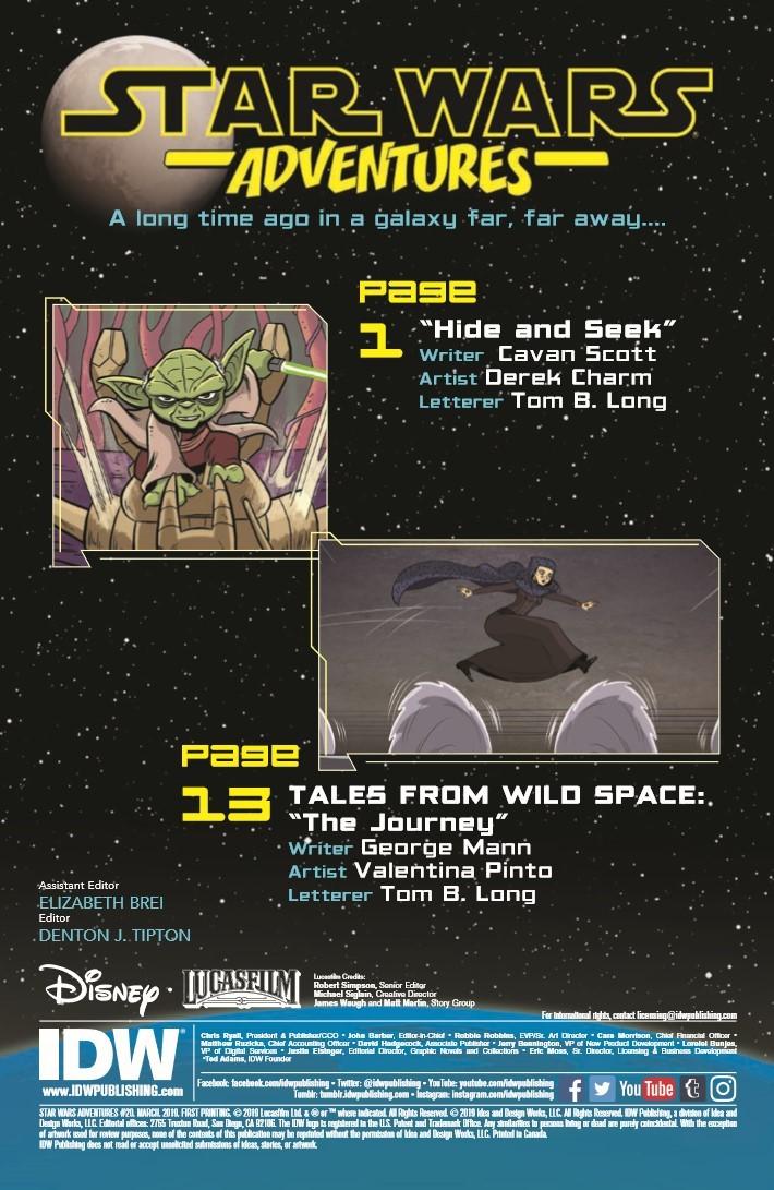 Star_Wars_Adventures_20-pr-2 ComicList Previews: STAR WARS ADVENTURES #20