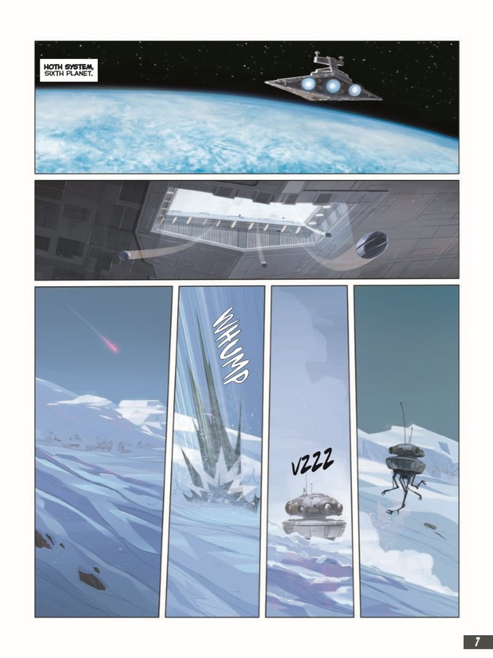 Star_wars_Empire_Strikes_Back_Graphic_Novel-pr-3 ComicList Previews: STAR WARS THE EMPIRE THE STRIKES BACK GN
