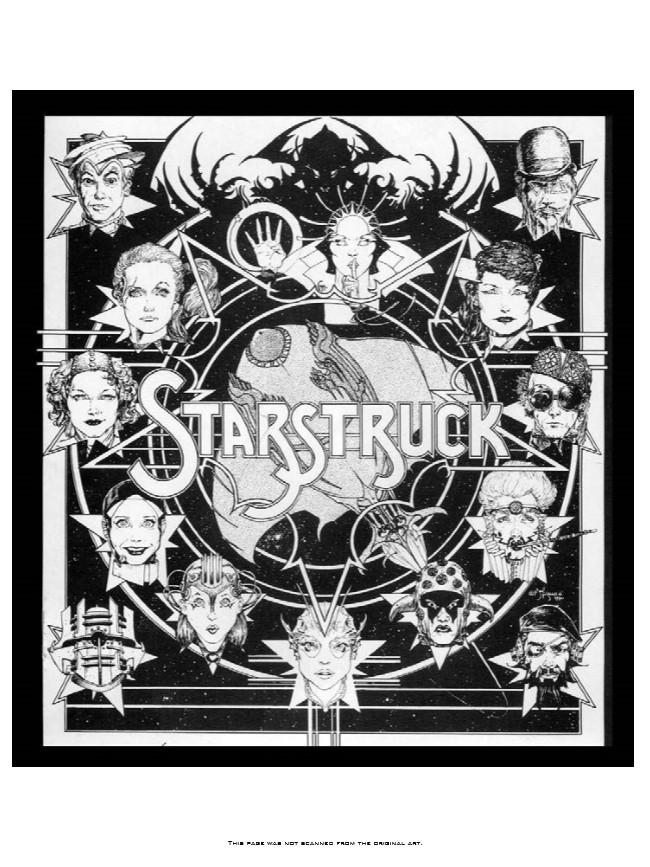 Starstruck_AE-pr-4 ComicList Preview: MICHAEL WM. KALUTA'S STARSTRUCK ARTIST'S EDITION HC