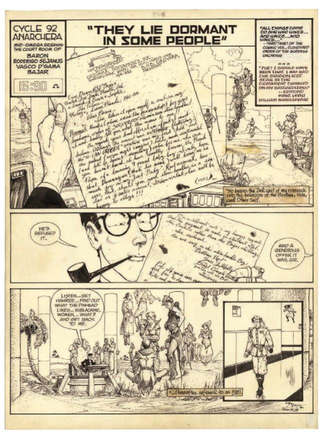 Starstruck_AE-pr-5 ComicList Preview: MICHAEL WM. KALUTA'S STARSTRUCK ARTIST'S EDITION HC
