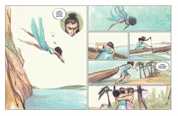 Storyteller_Fairies_003_PRESS_6 ComicList Previews: JIM HENSON'S THE STORYTELLER FAIRIES #3