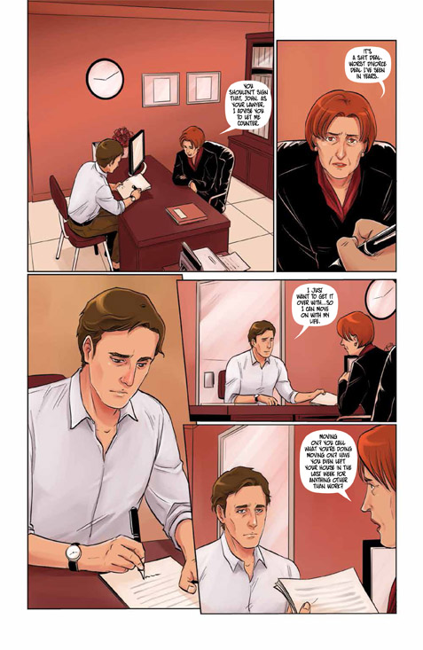 Sugar-TPv1_REVIEW-5_sm ComicList Previews: SUGAR VOLUME 1 GN
