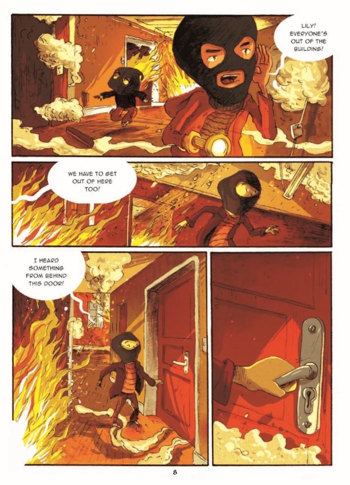 Supers-pr-4 ComicList Previews: SUPERS VOLUME 1 TP