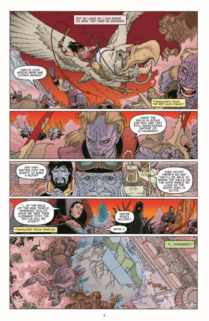 Sword_of_Ages_04-pr-4 ComicList Previews: SWORD OF AGES #4
