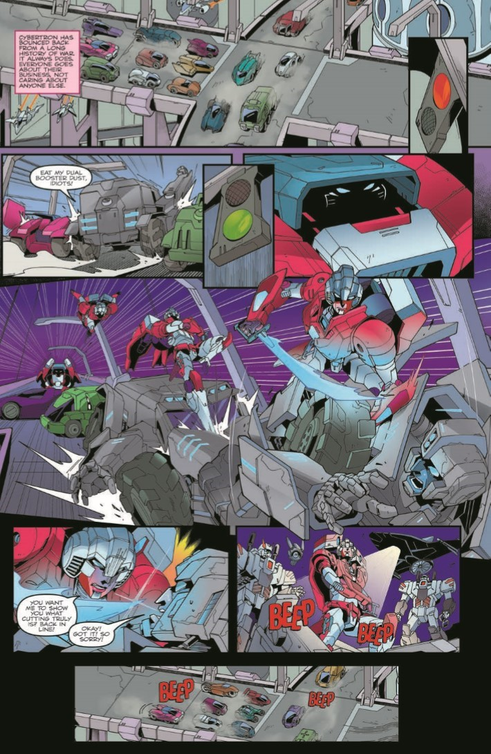 Synergy_Hasbro_Creators_Showcase-pr-5 ComicList Previews: SYNERGY A HASBRO CREATORS SHOWCASE #1