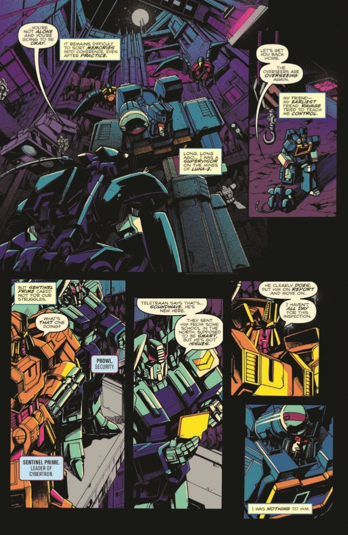 TF_Optimus_16-pr-4 ComicList Previews: OPTIMUS PRIME #16