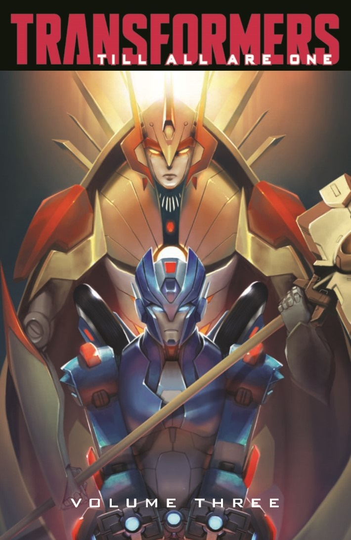 TF_TilAllAreOne_v3-pr-1 ComicList Previews: TRANSFORMERS TILL ALL ARE ONE VOLUME 3 TP