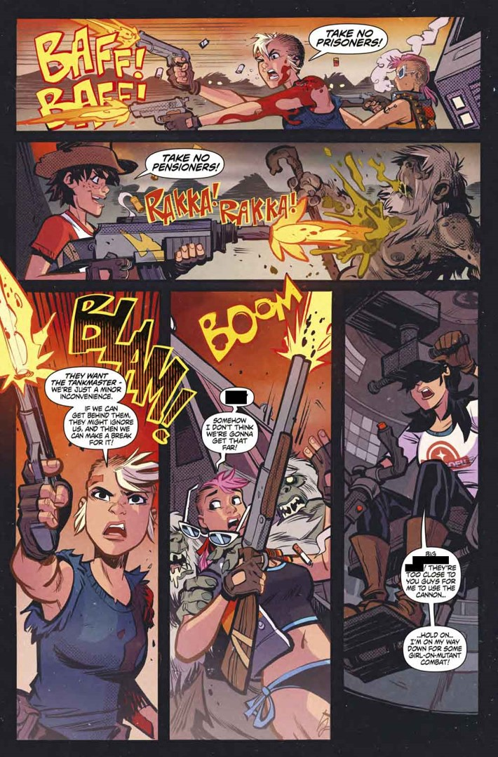 TG_Action_Alley_3_Page-2 ComicList Previews: TANK GIRL ACTION ALLEY #3
