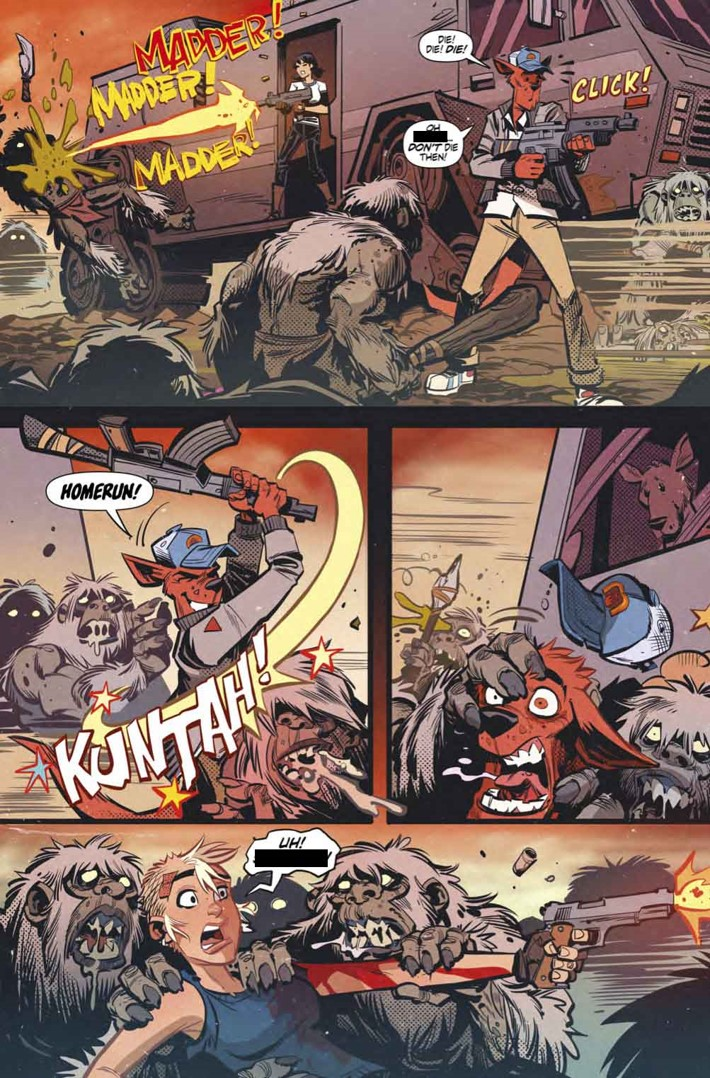 TG_Action_Alley_3_Page-3 ComicList Previews: TANK GIRL ACTION ALLEY #3