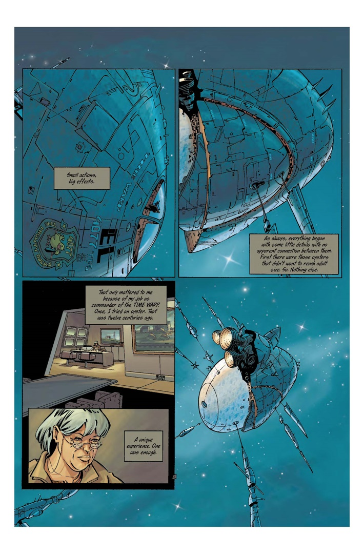 THE_FOREVER_WAR_FOREVER_FREE_3_lowres_Page_1 ComicList Previews: THE FOREVER WAR FOREVER FREE #3