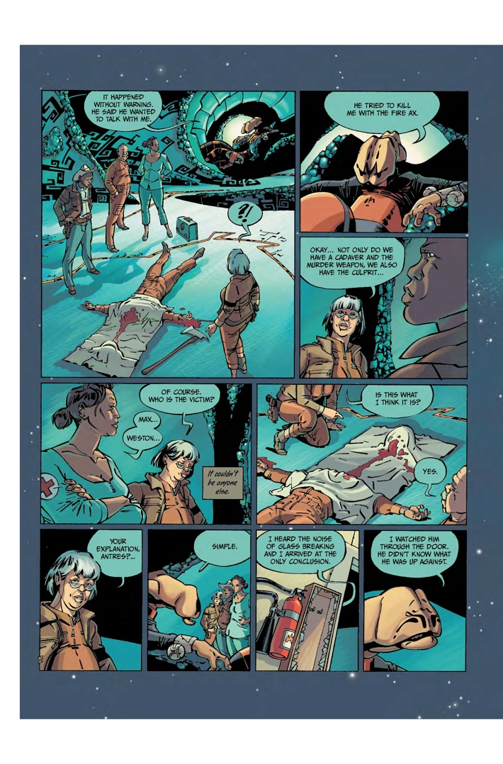 THE_FOREVER_WAR_FOREVER_FREE_3_lowres_Page_4 ComicList Previews: THE FOREVER WAR FOREVER FREE #3