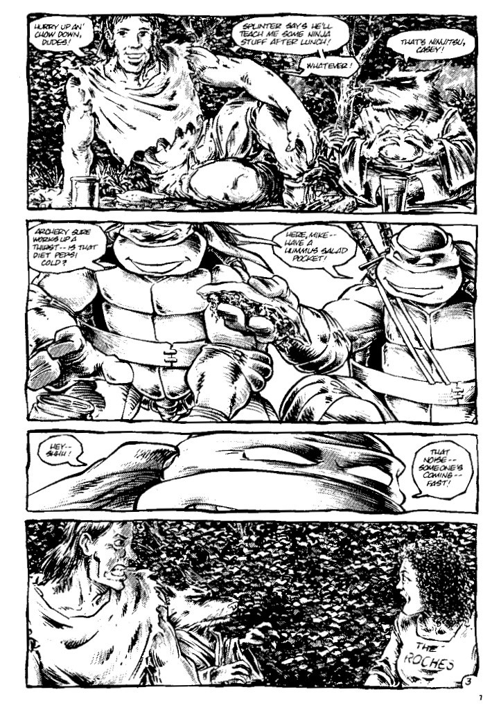 TMNT_Ultimate_Colection_Vol3_REPRINT-pr-6 ComicList Previews: TEENAGE MUTANT NINJA TURTLES THE ULTIMATE COLLECTION VOLUME 3 TP