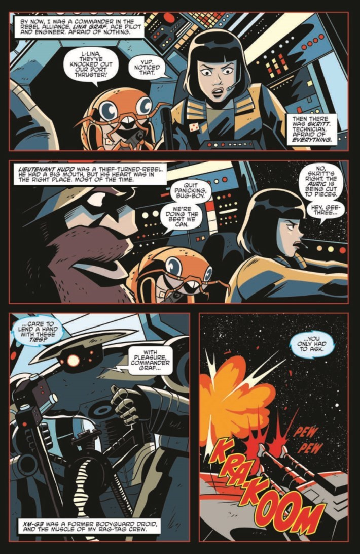 Tales_Vaders_Castle_BoxSet-pr-4 ComicList Previews: STAR WARS ADVENTURES TALES FROM VADER'S CASTLE BOX SET