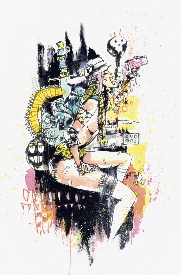 Tank_Girl_All_Stars_3_p2 ComicList Previews: TANK GIRL ALL STARS #3