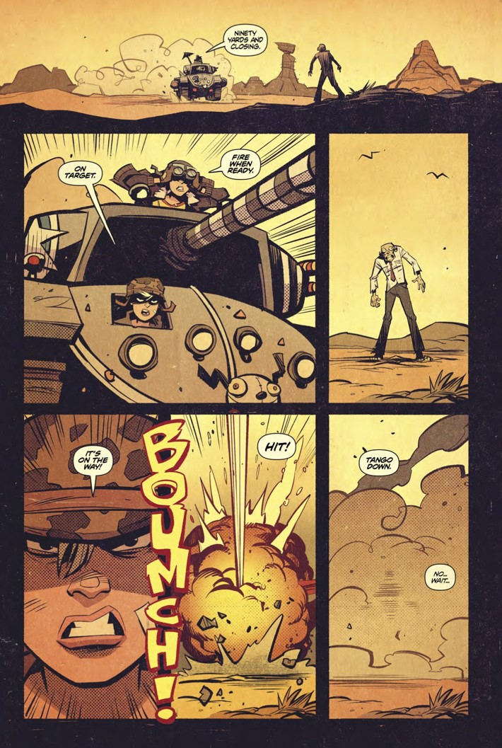 Tank_Girl_All_Stars_collection_pg2 ComicList Previews: TANK GIRL ALL STARS HC