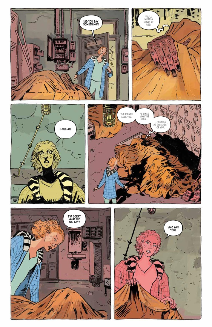 TheUnsound_SC_PRESS_17 ComicList Previews: THE UNSOUND GN
