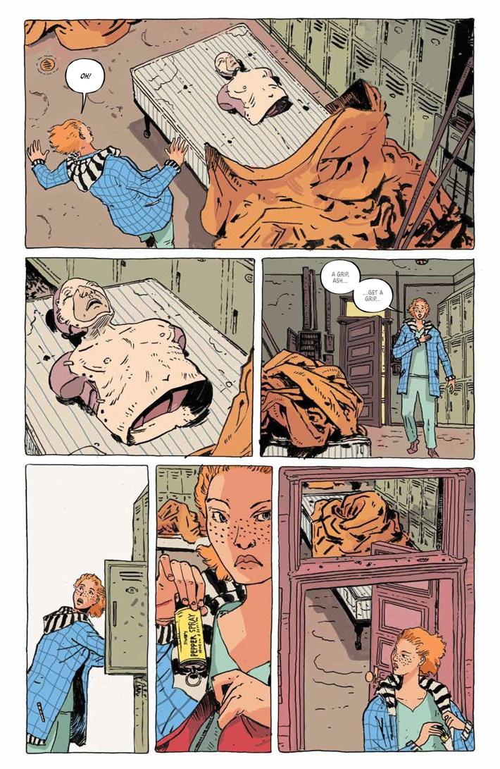 TheUnsound_SC_PRESS_18 ComicList Previews: THE UNSOUND GN