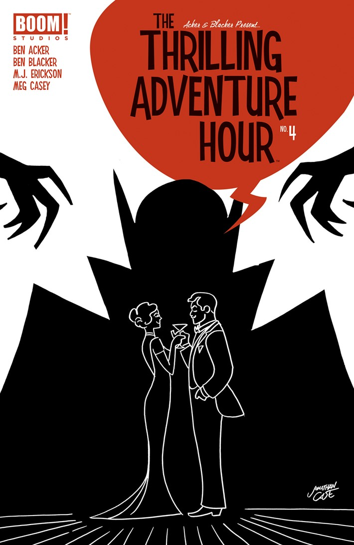 ThrillingAdventureHour_004_A_Main ComicList Previews: THE THRILLING ADVENTURE HOUR #4