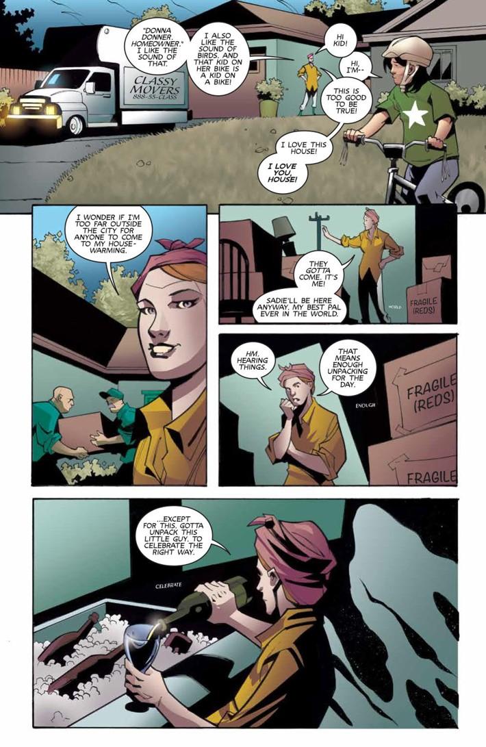 ThrillingAdventureHour_v1_SC_PRESS_21 ComicList Previews: THE THRILLING ADVENTURE HOUR VOLUME 1 A SPIRITED ROMANCE TP