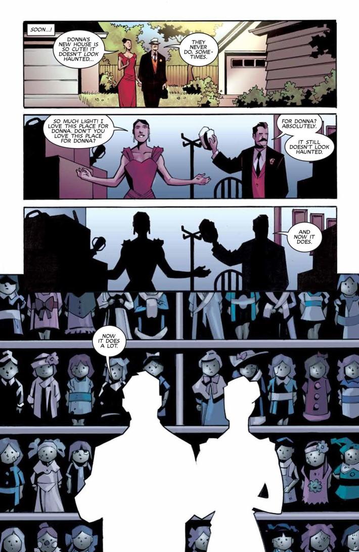ThrillingAdventureHour_v1_SC_PRESS_24 ComicList Previews: THE THRILLING ADVENTURE HOUR VOLUME 1 A SPIRITED ROMANCE TP