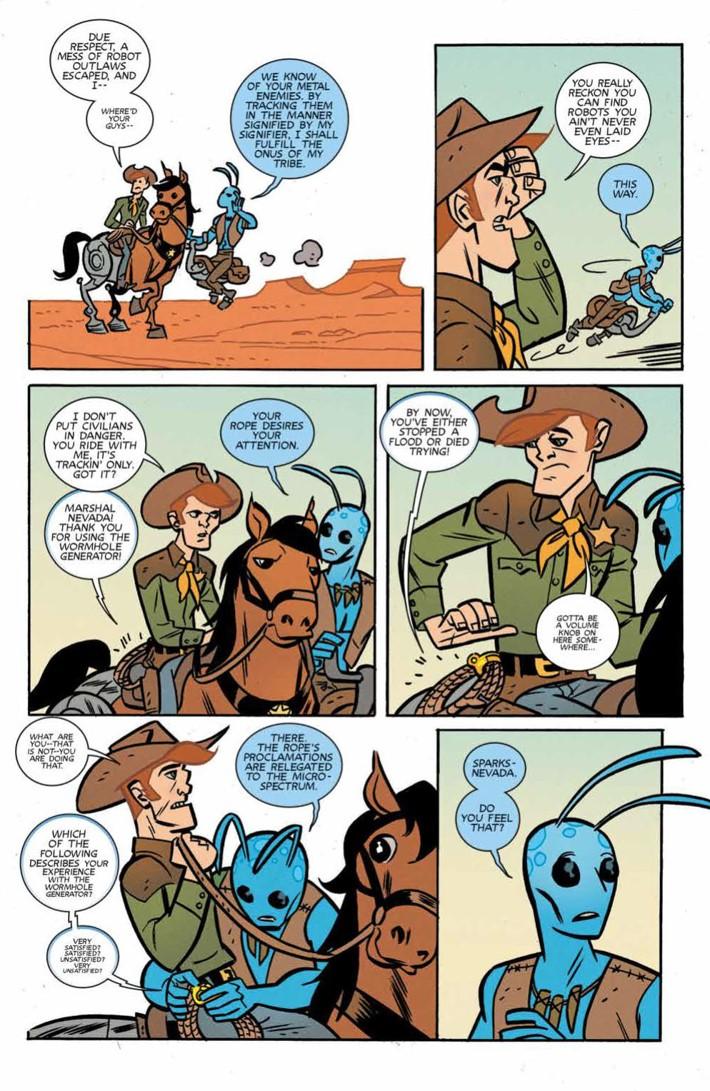 ThrillingAdventureHour_v2_SC_PRESS_15 ComicList Previews: THE THRILLING ADVENTURE HOUR MARTIAN MANHUNT TP