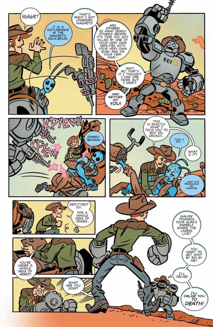 ThrillingAdventureHour_v2_SC_PRESS_16 ComicList Previews: THE THRILLING ADVENTURE HOUR MARTIAN MANHUNT TP