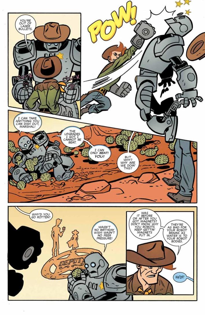 ThrillingAdventureHour_v2_SC_PRESS_17 ComicList Previews: THE THRILLING ADVENTURE HOUR MARTIAN MANHUNT TP