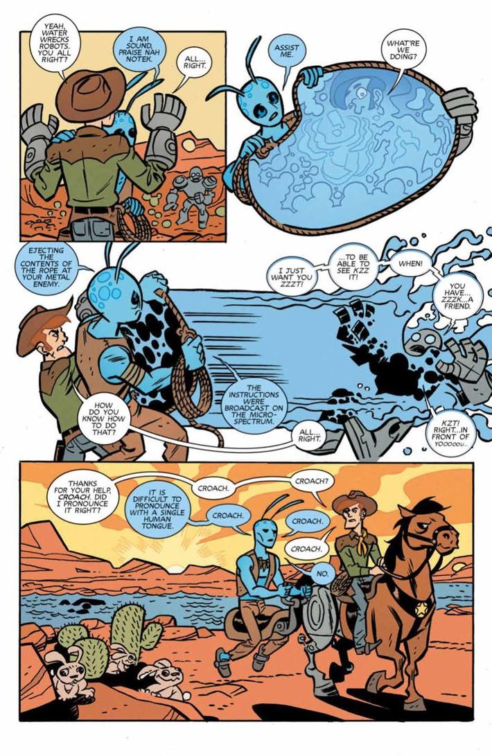 ThrillingAdventureHour_v2_SC_PRESS_18 ComicList Previews: THE THRILLING ADVENTURE HOUR MARTIAN MANHUNT TP