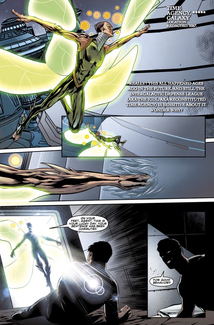 Torchwood_2_3_Pg5 ComicList Preview: TORCHWOOD 2 #3