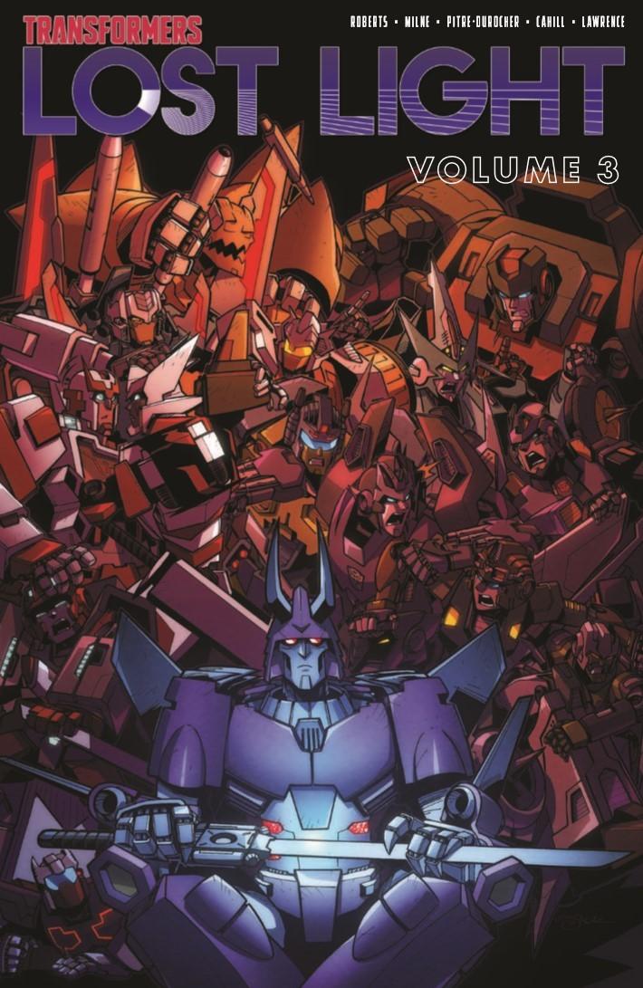 Transformers_Lost_Light_Vol03-pr-1 ComicList Previews: TRANSFORMERS LOST LIGHT VOLUME 3 TP