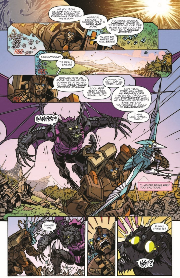 Transformers_Lost_Light_Vol03-pr-4 ComicList Previews: TRANSFORMERS LOST LIGHT VOLUME 3 TP