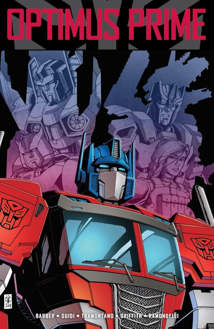 Transformers_OptimusPrime_Vol3-pr-1 ComicList Previews: TRANSFORMERS OPTIMUS PRIME VOLUME 3 TP