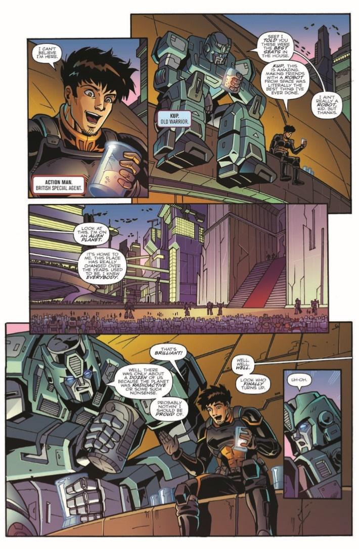 Transformers_OptimusPrime_Vol3-pr-8 ComicList Previews: TRANSFORMERS OPTIMUS PRIME VOLUME 3 TP