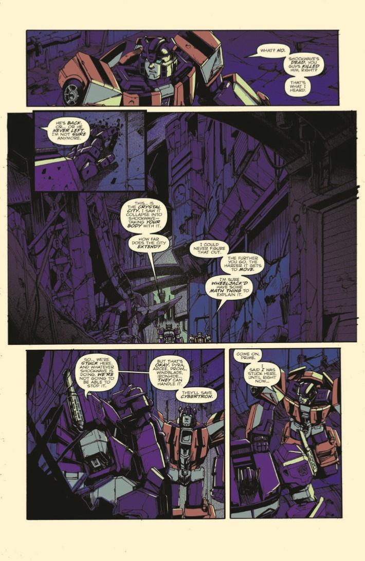 Transformers_Optimus_Prime_20-pr-7 ComicList Previews: OPTIMUS PRIME #20