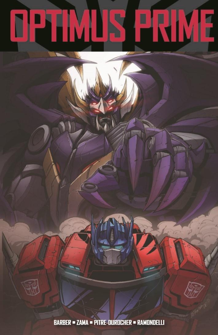 Transformers_Optimus_Prime_Vol04-pr-1 ComicList Previews: TRANSFORMERS OPTIMUS PRIME VOLUME 4 TP