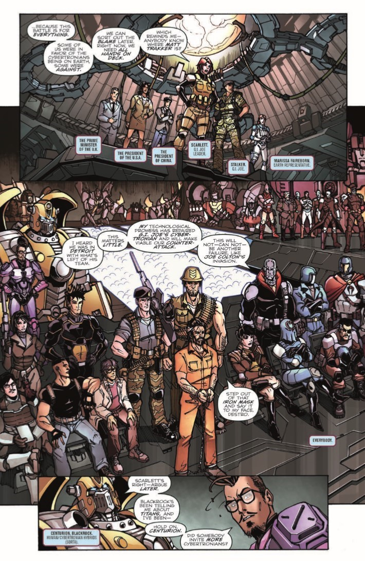 Transformers_Unicron_05-pr-5 ComicList Previews: TRANSFORMERS UNICRON #5