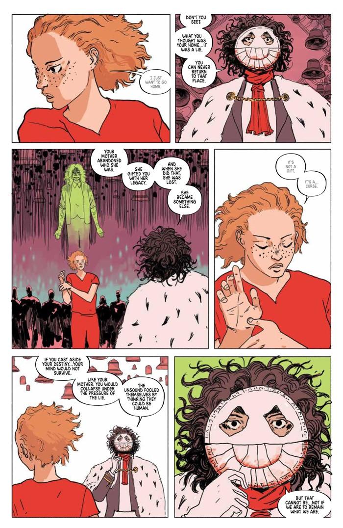 Unsound_006_PRESS_7 ComicList Previews: THE UNSOUND #6