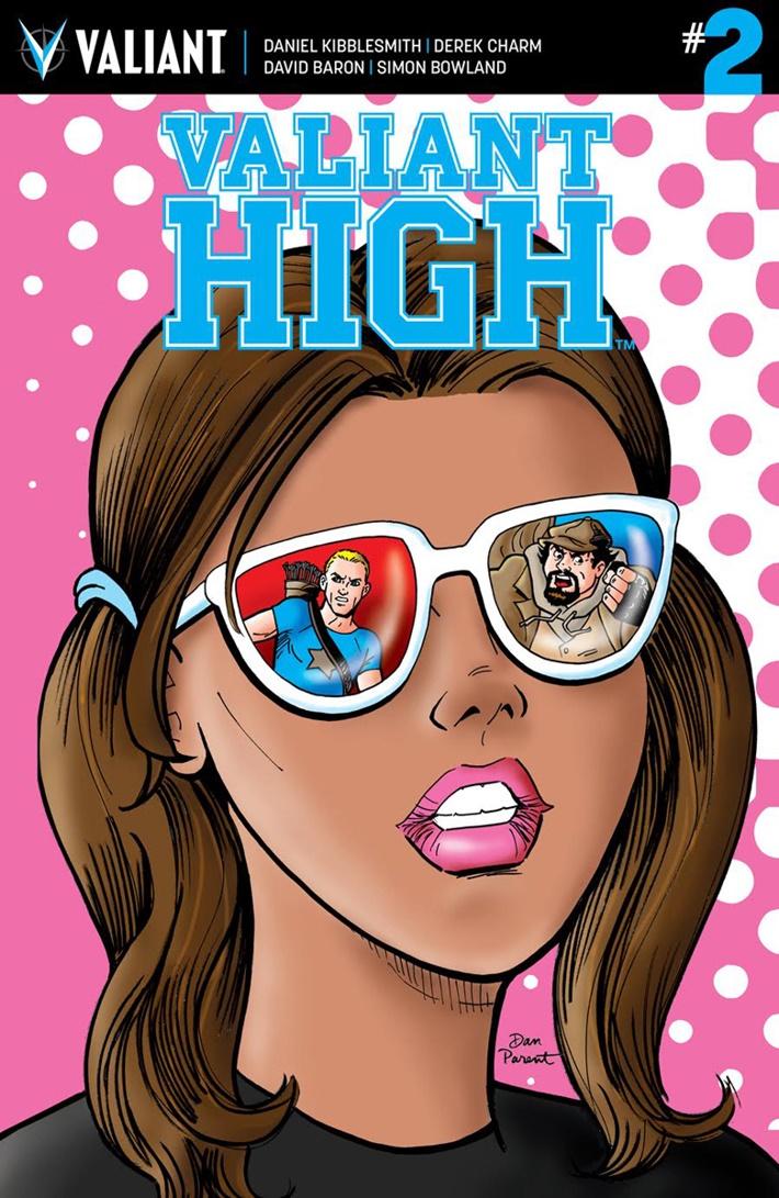 VALIANT-HIGH_002_VARIANT_PARENT ComicList Previews: VALIANT HIGH #2