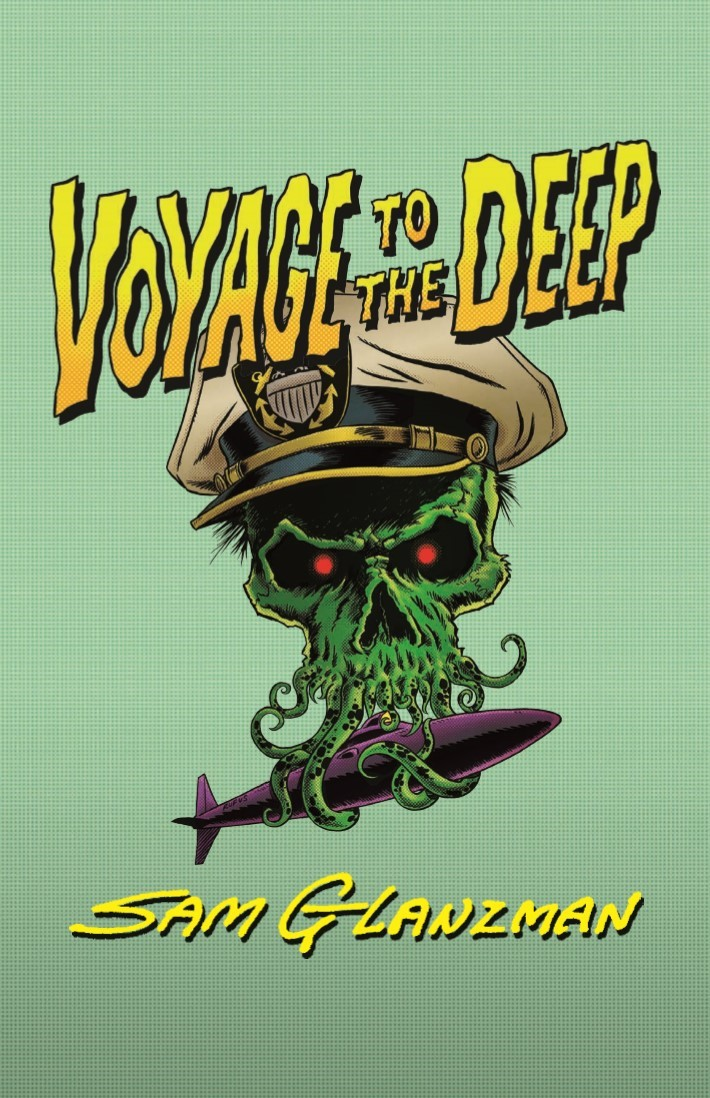 Voyage_to_the_Deep_HC-pr-1 ComicList Previews: VOYAGE TO THE DEEP IT'S ALIVE HC